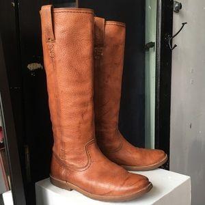 Celia X Stitch Frye Boots